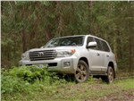 Toyota Land Cruiser (Тойота Ленд Круизер) 2
