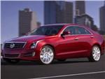 ...состоялась мировая премьера рестайлинговой версии Cadillac ATS 2013 года.