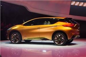 Первый экземпляр Nissan Murano 2015 сошел с конвейра в США