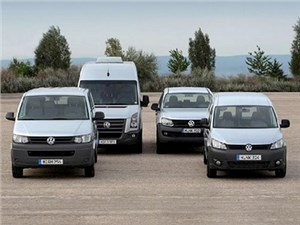 Европейцы покупают все больше легких коммерческих автомобилей