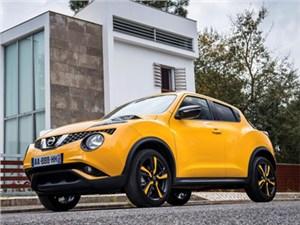 Обновленный Nissan Juke появится в продаже 20 ноября