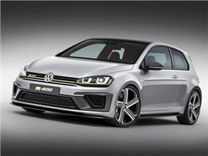Концепт Volkswagen Golf R400 получит серийное воплощение