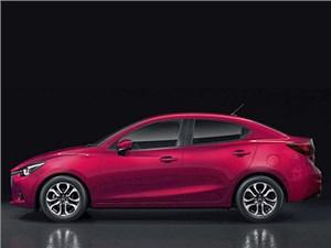 Седан Mazda2 дебютирует в Таиланде
