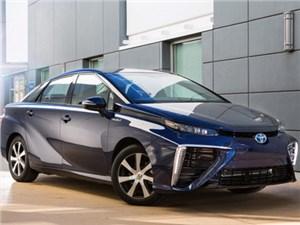Первый серийный водородный автомобиль скоро будет доступен для заказа в Японии