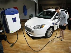 Ford готов поставлять на европейский авторынок подзаряжаемые гибридные автомобили