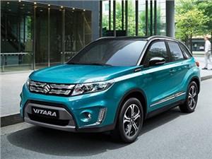 Suzuki готовится запустить серийное производство кроссовера Vitara