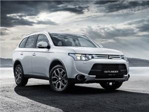 На российский рынок выходит новая версия Mitsubishi Outlander Sport