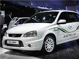 Появилась новая модификация первого российского электрокара