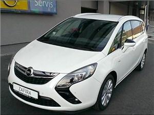 Opel Zafira и Meriva превратятся в псевдокроссоверы