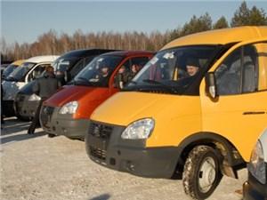 В России падает спрос на легкие коммерческие автомобили