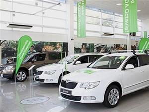 Продажи автомобилей Skoda в России растут, несмотря на общее снижение рынка