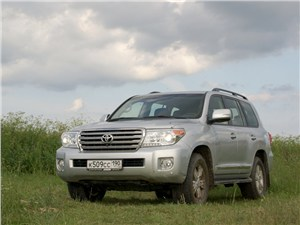 Toyota Land Cruiser (Тойота Ленд Круизер)