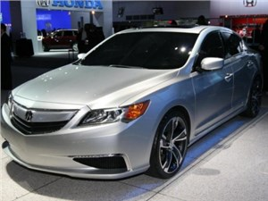 Новое поколение Acura ILX дебютирует в Лос-Анжелесе