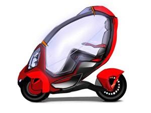 Мордовские инженеры представили собственный электромобиль E-Trike