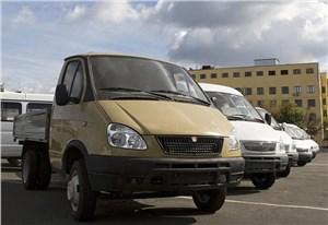 Спрос на легкие коммерческие автомобили в России упал