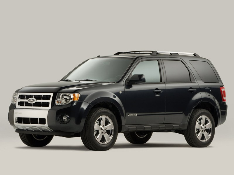 Ford Escape Limited: Фото 10…