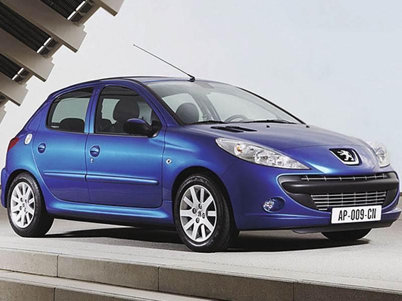 Peugeot 206 (Пежо 206) - обзор, цены, фото, технические ...: http://www.motorpage.ru/Peugeot/206/last/