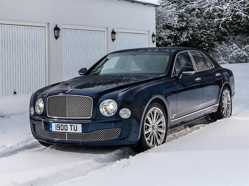 Фото нового авто 2013 Bentley…