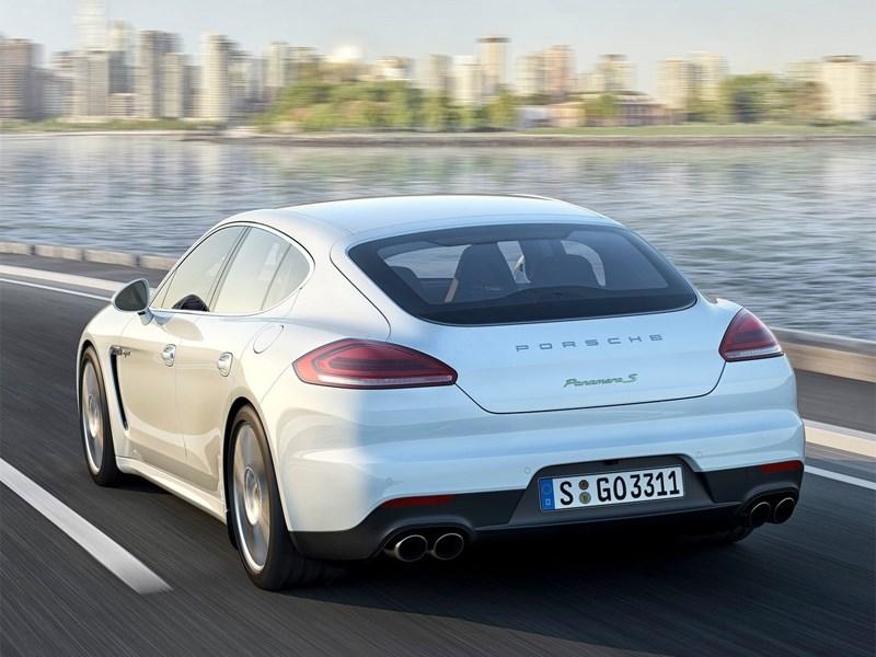 Porsche Panamera Фото Porsche…