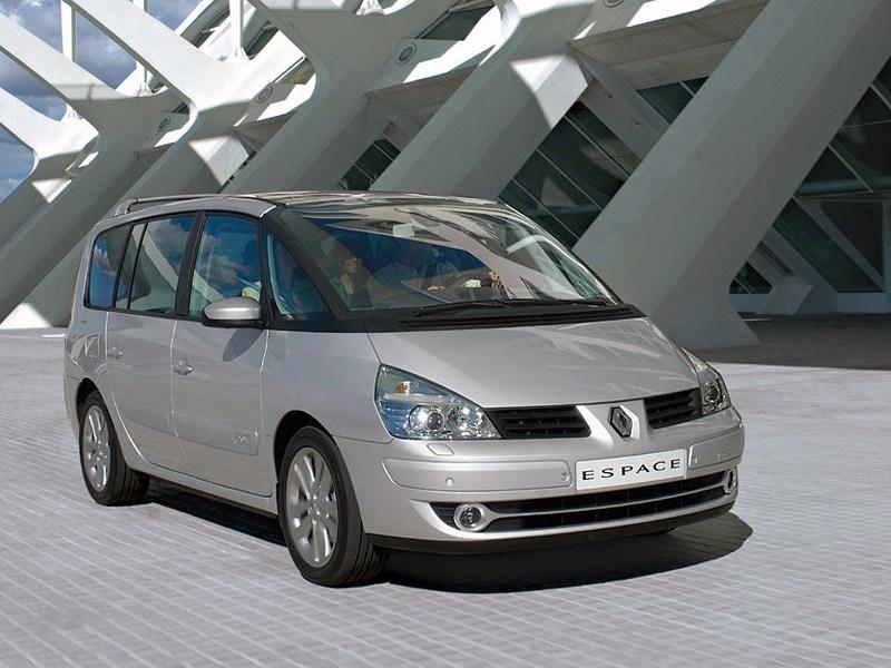 Renault Espace (Рено Эспейс) - тест-драйвы, технические характеристики, комплектации и цены.