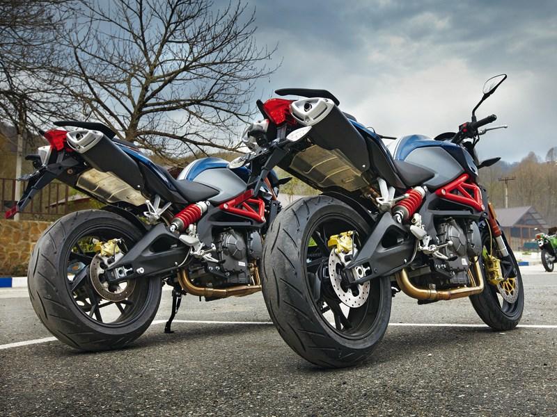 """Тест-драйв мотоцикла STELS 600 Benelli – """"Для асфальта и не только """""""