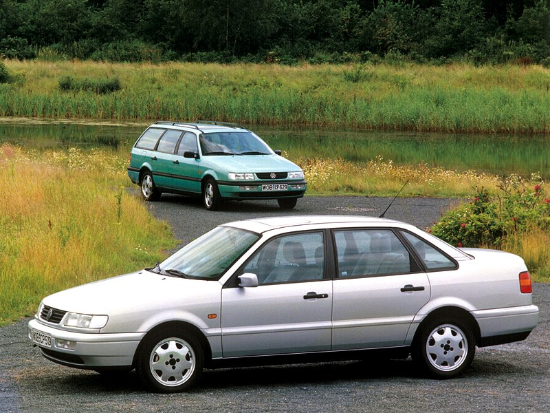 Модификации Volkswagen Passat B4…