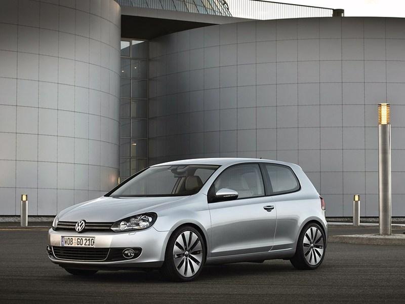 Фото Volkswagen Golf 3D (2009) /…