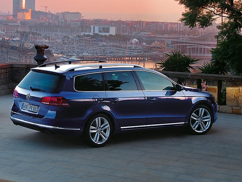 Volkswagen Passat Variant / фо…