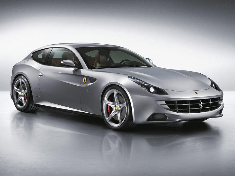 Фотографии Ferrari FF Фотография #29…