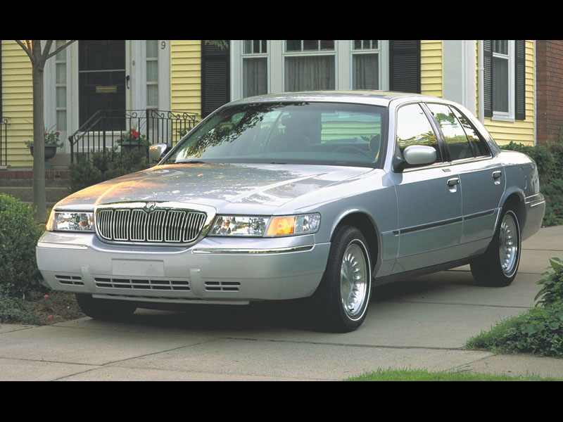 ford crown victoria mercury grand marquis lincoln town car. Black Bedroom Furniture Sets. Home Design Ideas
