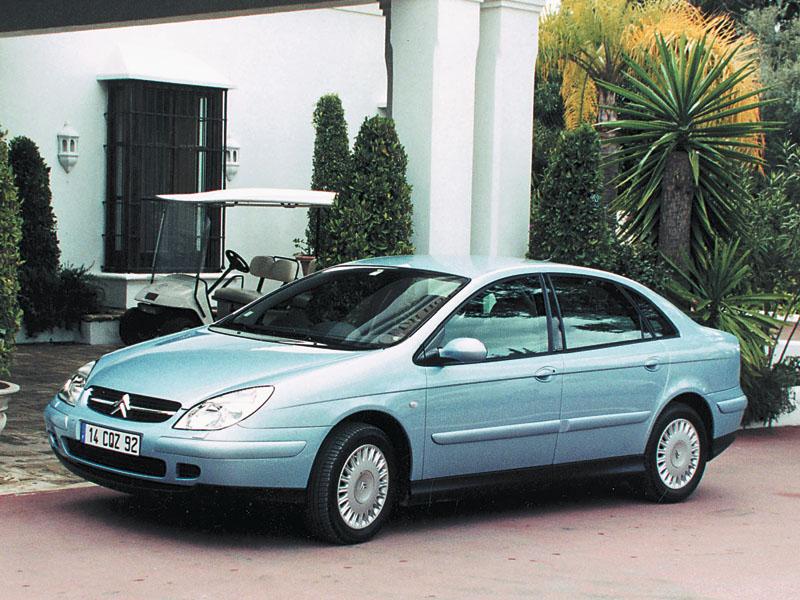 Французское трио (Peugeot 406, Renault Laguna, Renault Laguna II, Citroen Xantia, Citroen C5) .