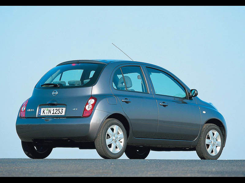 Toyota Yaris Vs Micra