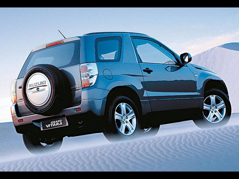 Suzuki Grand Vitara Second Hand