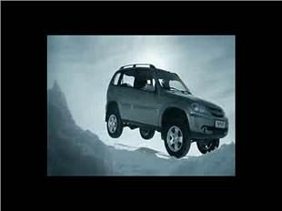 Chevrolet niva шевроле нива тест драйвы
